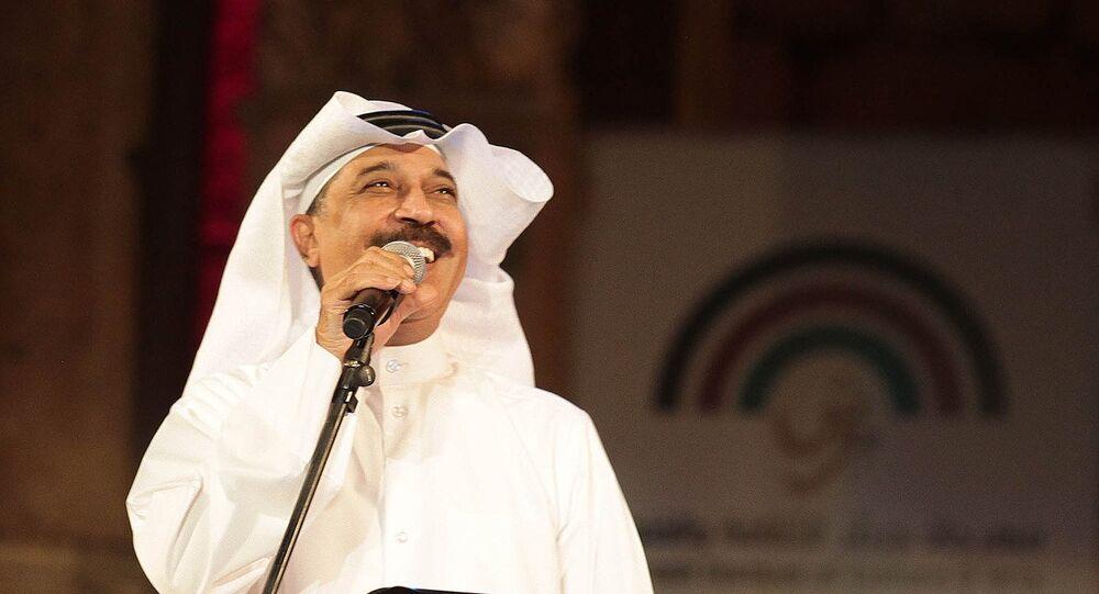 المطرب الكويتي عبد الله الرويشد