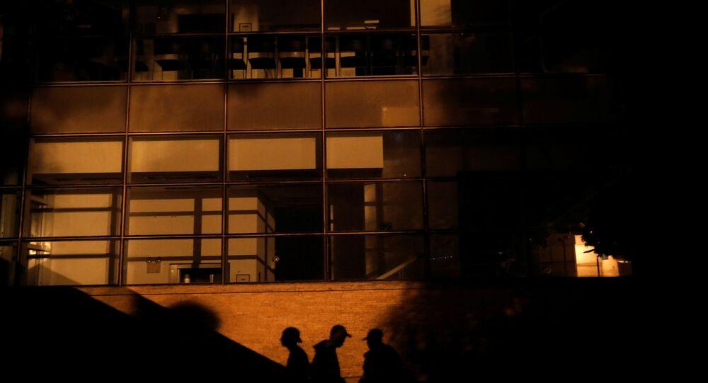 انقطاع الكهرباء في فنزويلا