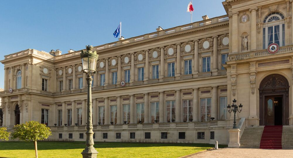 مبنى وزارة الخارجية الفرنسية