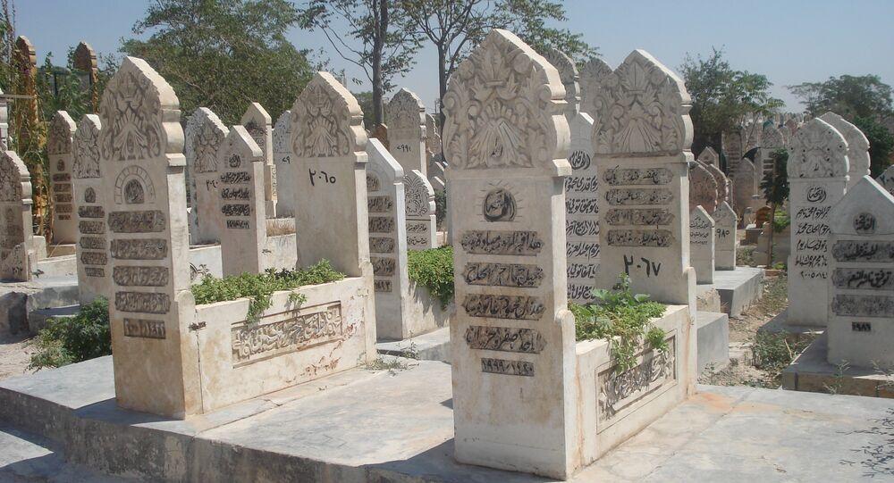حدائق حلب وشوارعها مقابر لـ 5 آلاف جثمان، سوريا