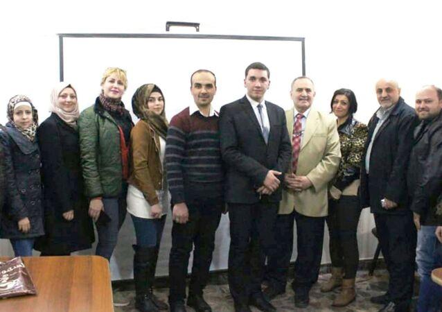 فرع اتحاد الصحفيين ينظم دورات مجانية في حلب