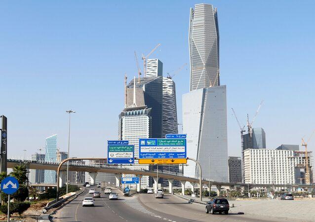 حي الملك عبدالله المالي في الرياض