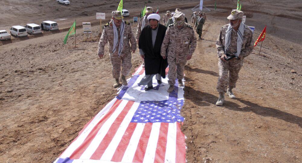 الحرس الثوري الإيراني - إيران  25 فبراير/ شباط 2013