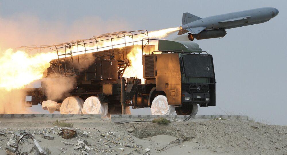 الحرس الثوري الإيراني - إيران  25 أبريل/ نيسان 2010