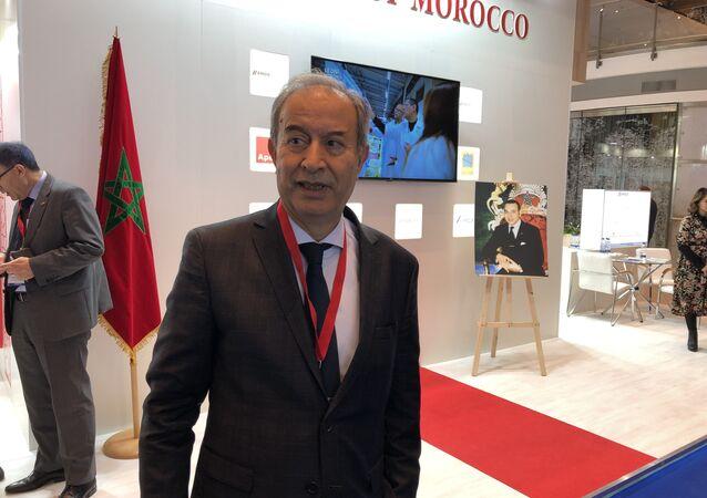 السفير المغربي في روسيا، عبد القادر اللشهب