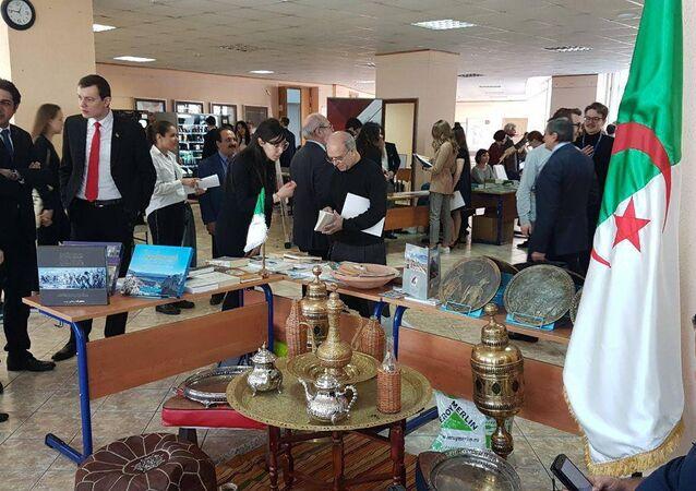 انطلاق المؤتمر الدولي للغة العربية في موسكو