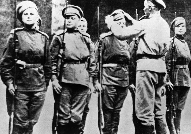 كتيبة الموت النسائيةِ