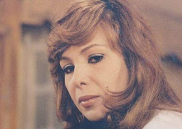 الفنانة المصرية ناهد شريف