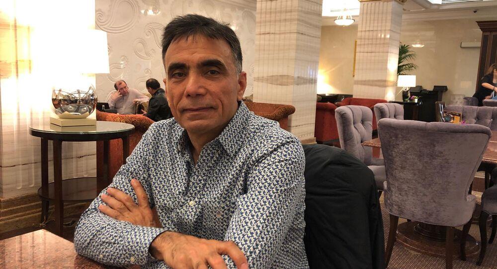 وزير التربية السوري لسبوتنيك عدد هائل من المدراس مدمرة Sputnik Arabic