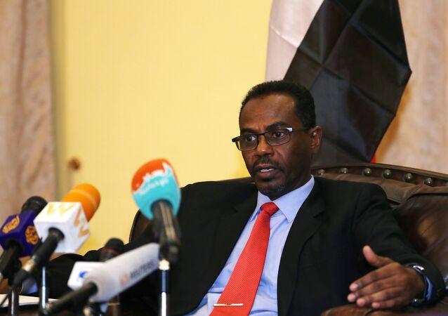 الفريق أول ركن جلال الدين الشيخ الطيب، عضو المجلس العسكري الانتقالي في السودان