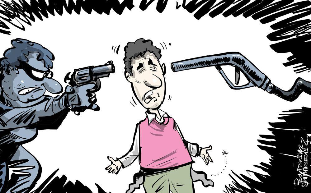 أزمة الوقود في سوريا...إلى أين - Sputnik Arabic