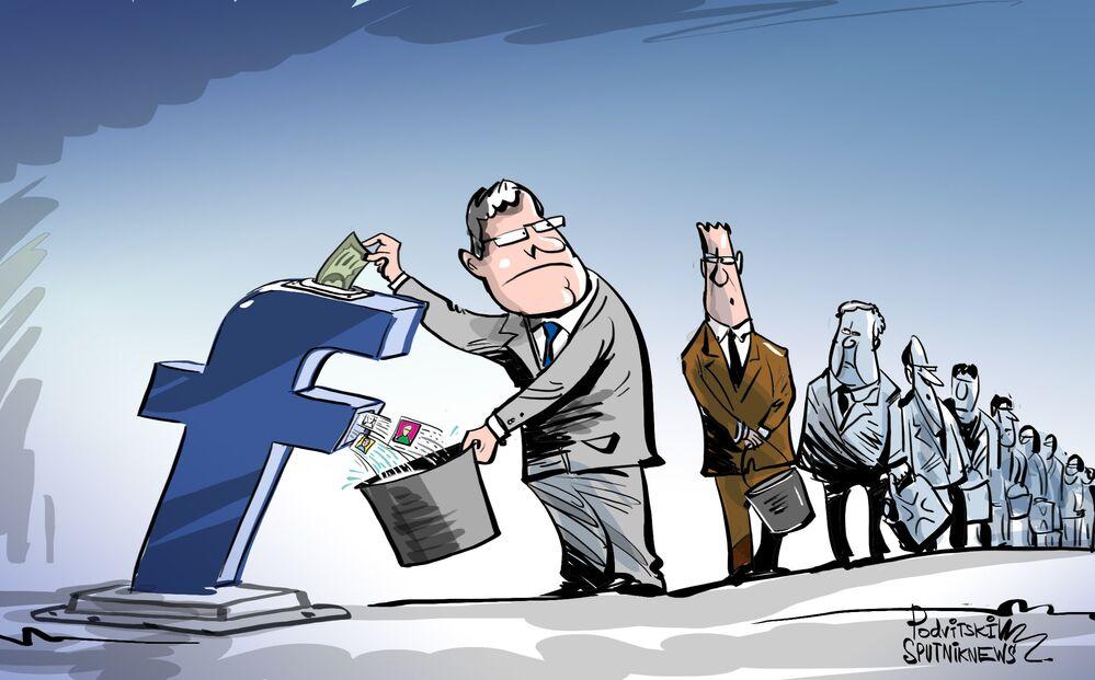 وسائل إعلام: فيسبوك استخدم بيانات المستخدم لمحاربة المنافسين