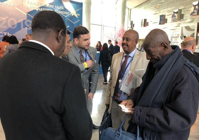 مؤتمر يالطا يفتح باب الاستثمار على أفريقيا