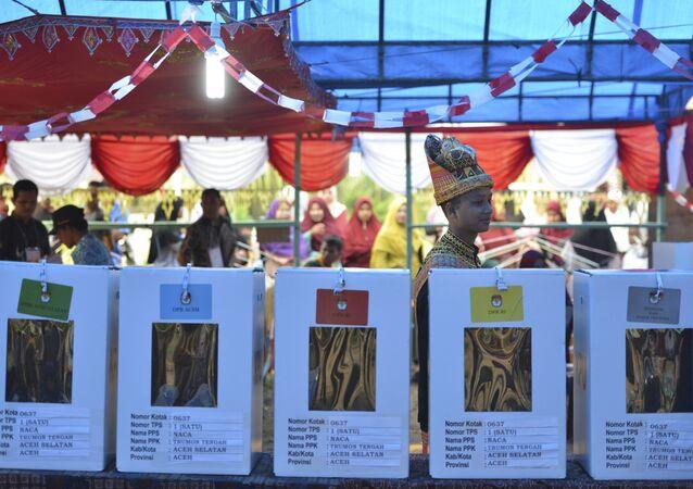 انتخابات أندونيسيا