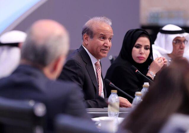 الإعلامي السعودي عبد الرحمن الراشد