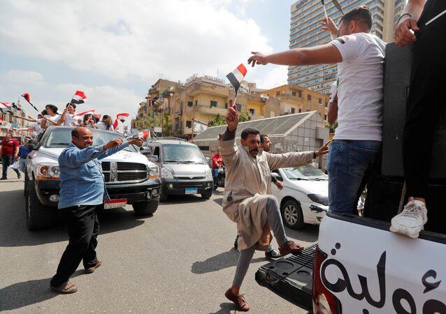 مصر تجري استفتاء على مشروع التعديلات الدستورية