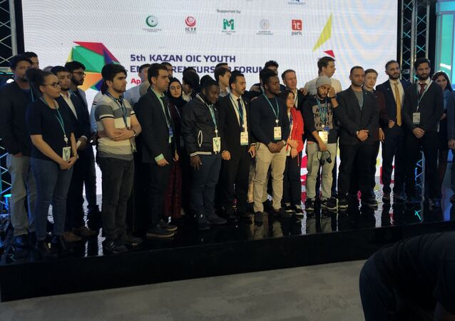 مشاريع عربية ناشئة تلقى الدعم في قمة قازان