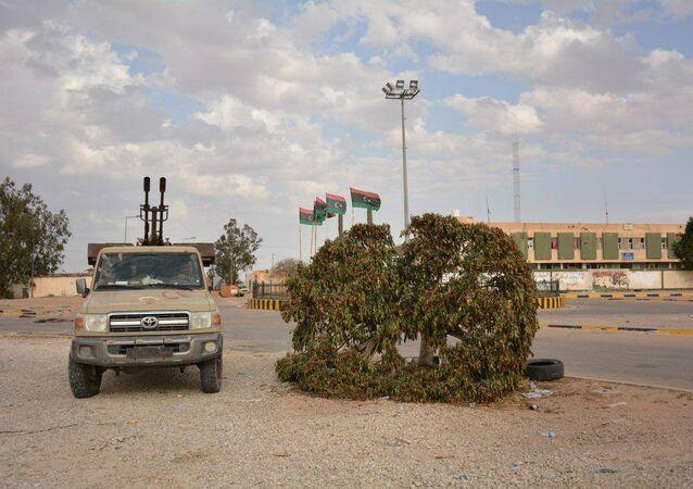 قوات تابعة لحكومة الوفاق