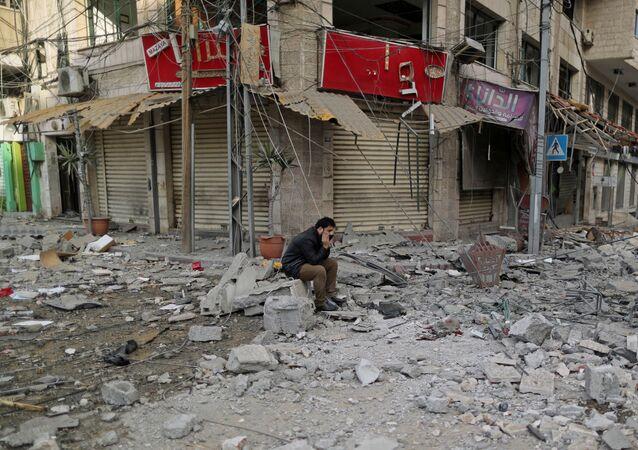 أثار القصف الإسرائيلي على غزة