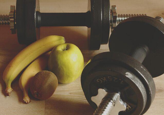 الرياضة والغذاء