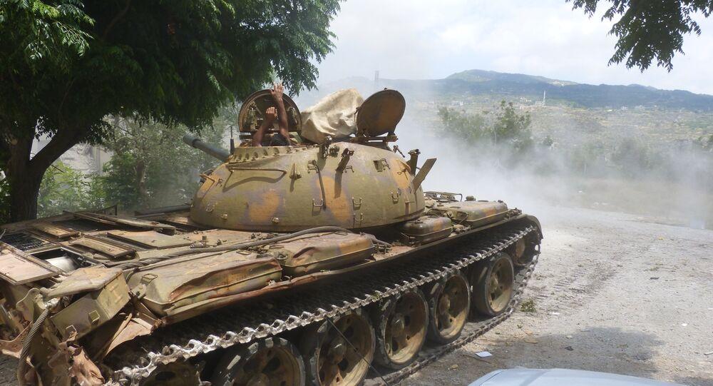 نيران الجيش السوري تعاود نشاطها بريف اللاذقية والكمائن تصد هجوما للإنغماسيين