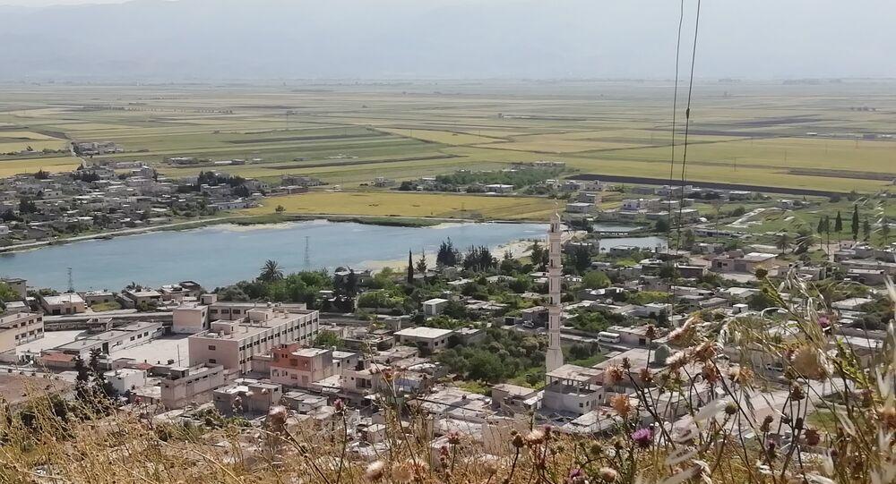 ريف حماة، قلعة المضيق