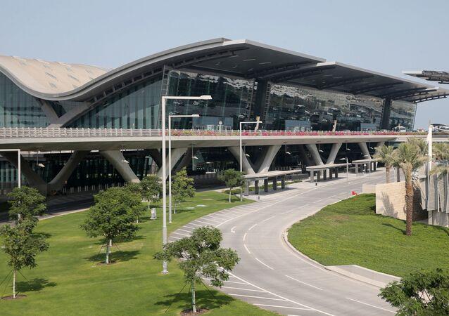 مطار حمد في الدوحة، قطر