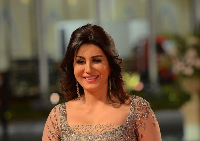 الممثلة المصرية وفاء عامر