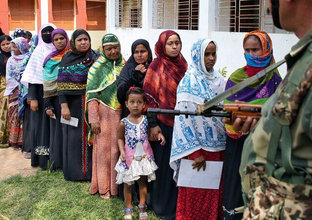 انتخابات الهند