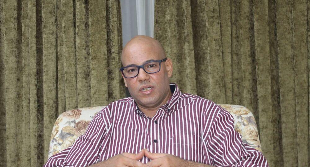 فتحي المجبري، عضو المجلس الرئاسي بحكومة الوفاق الليبية