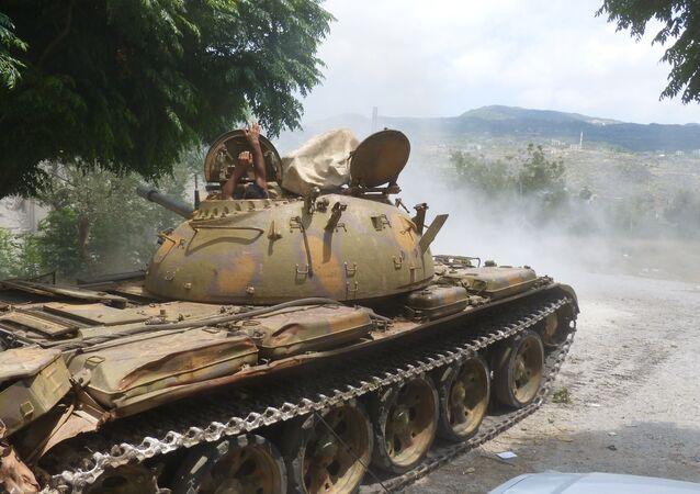 تعزيزات للجيش السوري تفتح جبهة ريف اللاذقية على كافة الاحتمالات