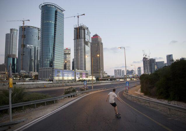 مدينة تل أبيب، 18 سبتمبر/ أيلول 2018