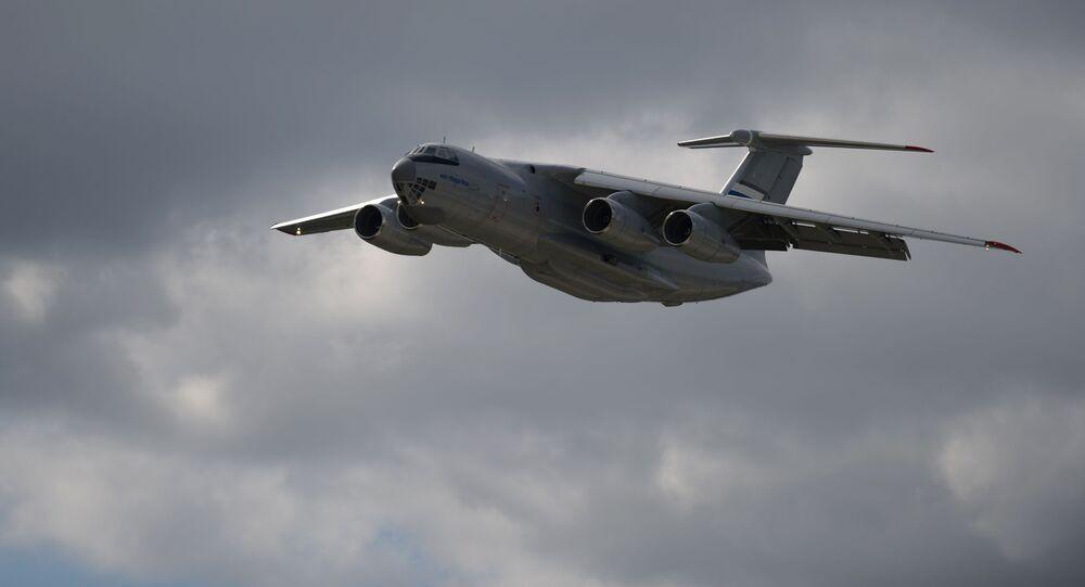 طائرة إيل-76إم دي-90أ