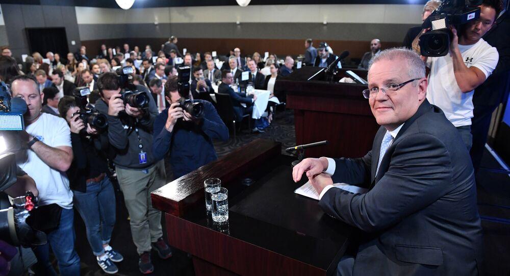 رئيس وزراء أستراليا