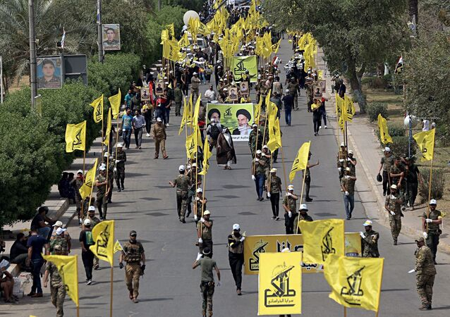الحشد الشعبي في العراق