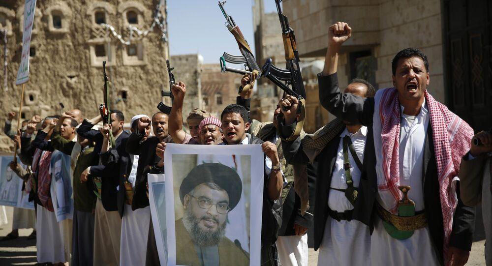 الحوثي في اليمن