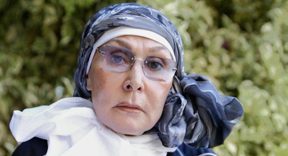 الممثلة المصرية سهير البابلي