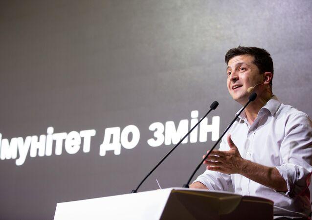 فلاديمير زيلينسكي