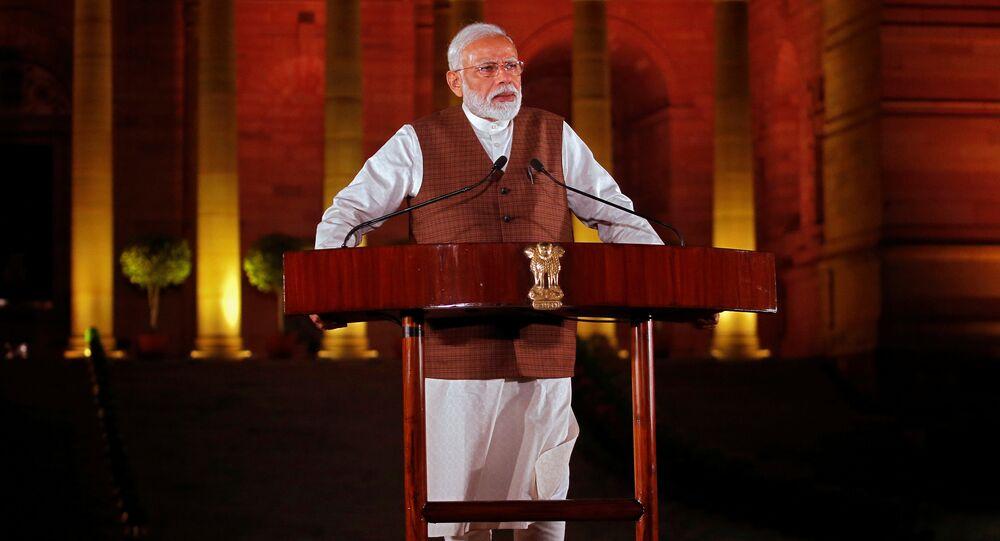 رئيس الوزراء الهندي، ناريندرا مودي