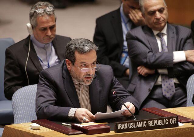 عباس عراقجي، كبير مساعدي وزير الخارجية الإيراني