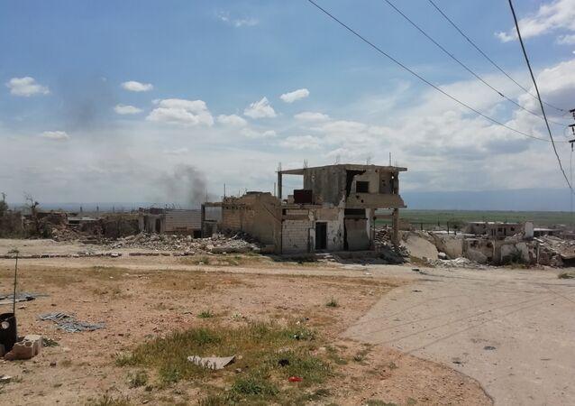 مقتل 30 مسلحا من جبهة النصرة بهجوم معاكس على كفرنبوة