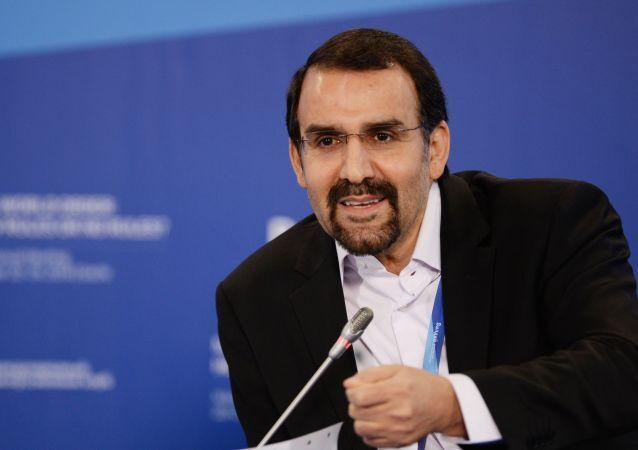 السفير الإيراني لدى موسكو مهدي سناي