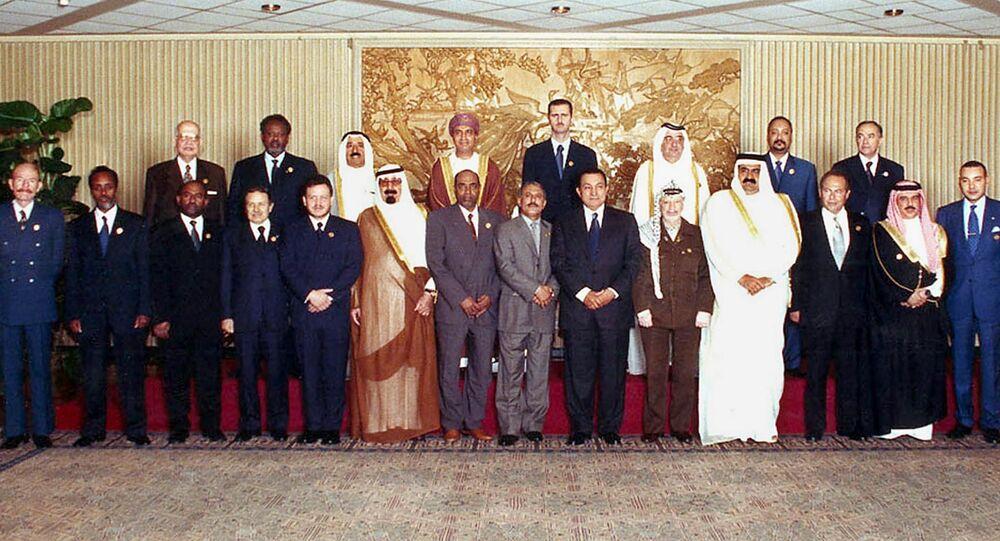 القمة العربية عام 2000