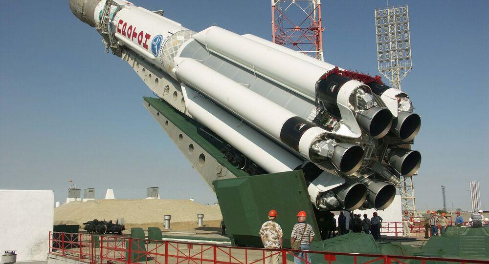 صاروخ بروتون لحمل الأقمار الصناعية