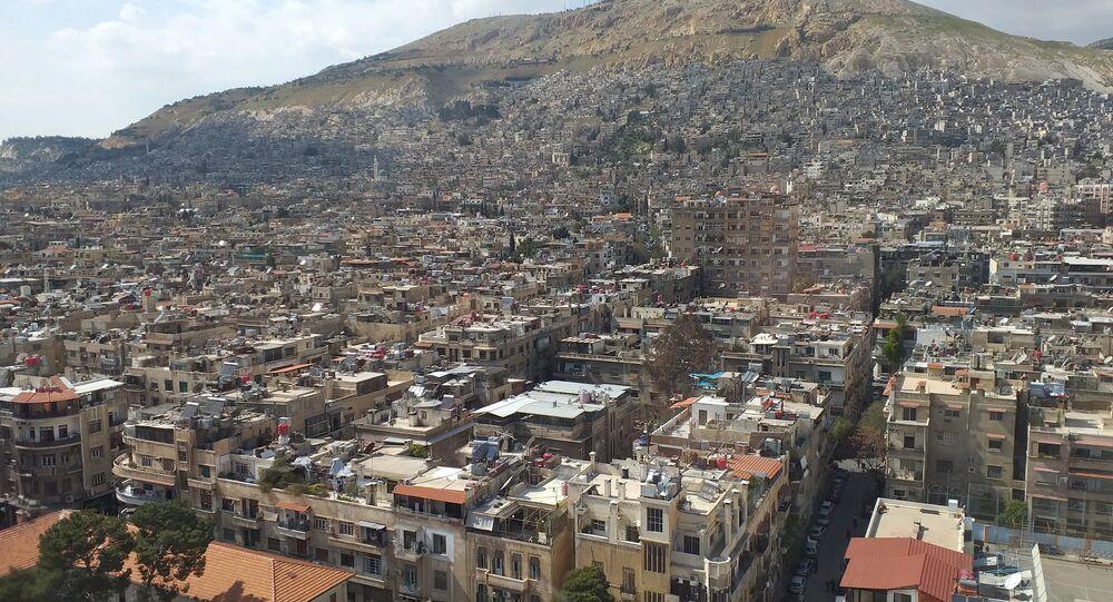 بطريرك صربيا يتجول في دمشق القديمة ويحج إلى أديرة سوريا
