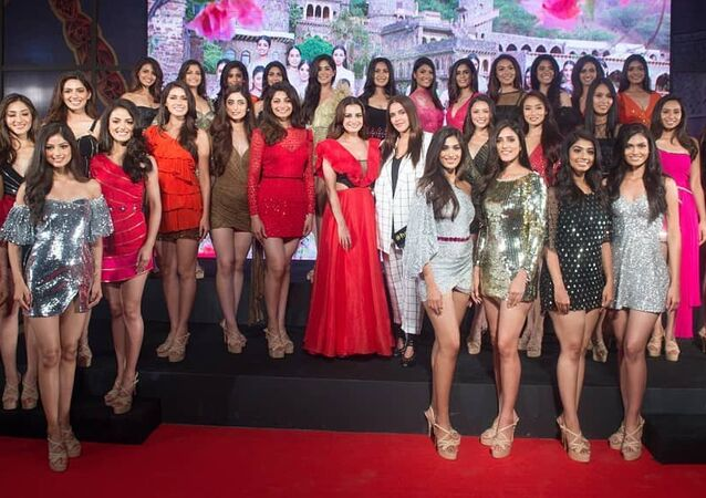 المرشحات لمسابقة ملكة جمال الهند 2019