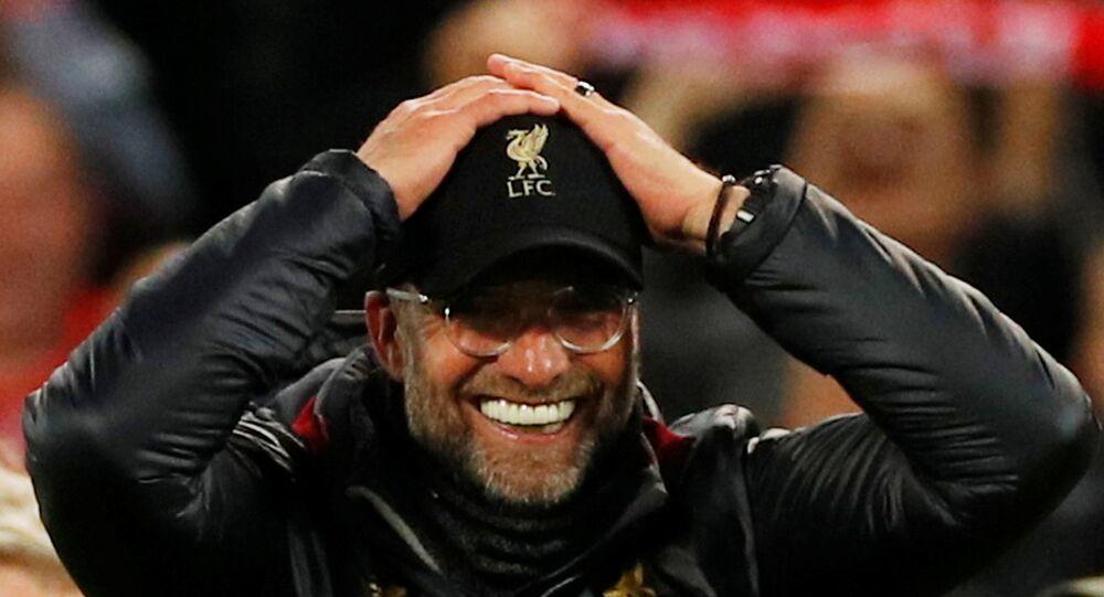 يورغن كلوب بعد الفوز بنهائي دوري أبطال أوروبا