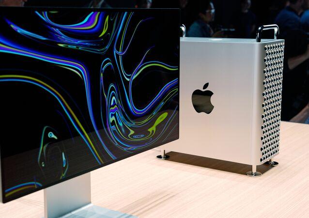 حاسب أبل الجديد ماك برو