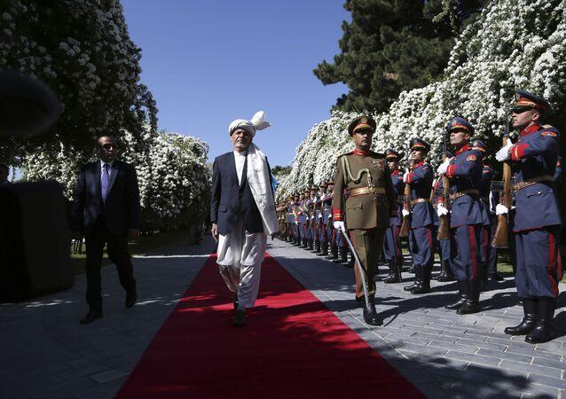 التحضيرات للاحتفال بعيد الفطر في كابول، أفغانستان 4 يونيو/ حزيران 2019