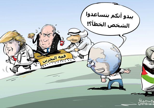 لماذا تصر البحرين على تمرير مؤتمر أمريكا الاقتصادي